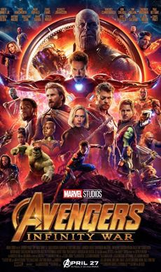 Avengers+Infinity+War+(3D) Movie