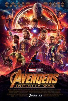 Avengers Infinity War (3D)