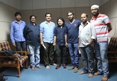 Kailash Kher records for Gopala Gopala