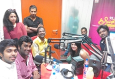 Darling Team At Suryan FM For Audio Launch