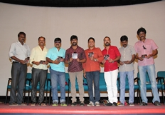 Dhigil Audio Launch Stills
