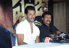 Pooja Movie Success Meet