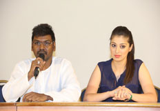 Ganga Movie Press Meet