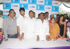 Ice Cream2 Movie Team launches Yes Mart at BHEL, Hyderabad