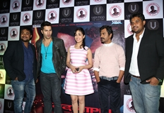 Badlapur Team Launches Vertigo Hi Life Launch Logo