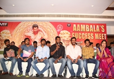 Aambala Success Meet Photos