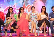 Pandaga Chesko Success Meet