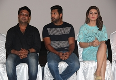 Romeo Juliet Press Meet Stills