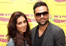 Abhay, Preeti promote ONE BY TWO