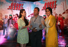 Blog Launch Event of movie Bobby Jasoos