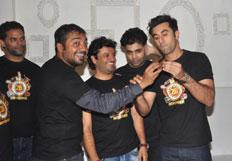 Bombay Velvet launch party