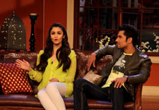 Film Highway promoted on sets of Comedy Nights with Kapil