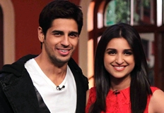 Hasee Toh Phase promoted on Comedy Nights with Kapil
