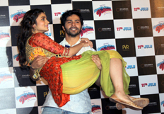 Trailer launch of film Humpty Sharma Ki Dulhania