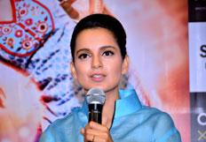 Kangana Ranaut promotes film Queen