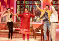 LHDD promotions at Comedy nights with Kapil