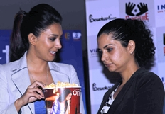 Launch of One by Two merchandise