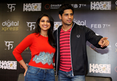 Launch of mobile app of film Hasee Toh Phase