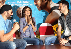 Media interaction film Dishkiyaoon