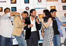 Press conference of film Humshakals