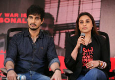 Press  Conference with Team Mardaani