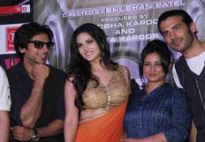 Press conference of film Ragini MMS 2