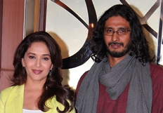 Promotion of film Dedh Ishqiya