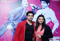 Promotion of film Hasee Toh Phasee