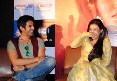 Promotion of film Kaanchi