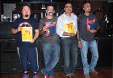 Promotion of film Manjunath
