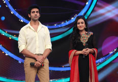 Promotion of film Kaanchi the sets of Zee TVs DID Little Master Season 3