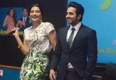 Promotion of film Bewakoofiyaan
