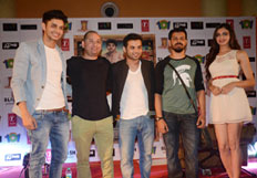 Promotion of film Kuku Mathur Ki Jhand Ho Gayi