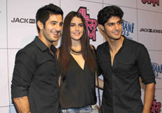 Promotion of film Purani Jeans