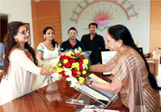 Rani Mukerji Promote Movie Mardaani