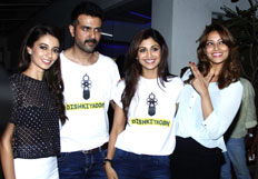 Screening of film Dishkiyaoon