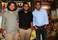 Screening of film Filmistaan