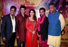 Screening of film Gulaab Gang