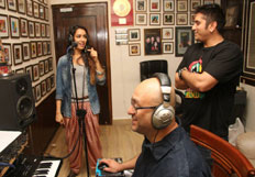 Shraddha Kapoor Sings For Ek Villain