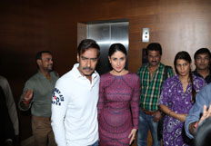 Singham Returns Promotional Event