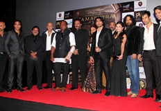 Trailer launch of film Kamasutra 3D