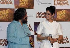 Trailer launch of film Hawaa Hawaai