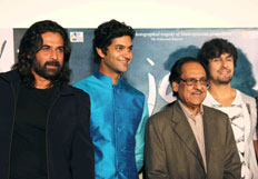 Trailer launch of film Jal