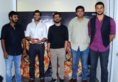 Trailer launch of the 3D horror movie Pizza