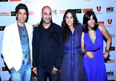 Vidya Balan and Farhan Akhtar promote film Shaadi Ke Side Effects