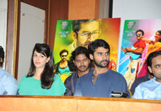 Billa Ranga Movie Press Meet