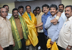 Tenaliraman Team with Telugu Association Photos