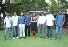 Megha Press Meet Stills