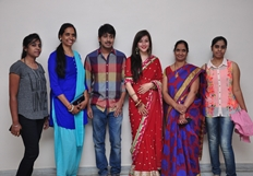 Celebs at Saheba Subramanyam Special Show