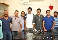 Panchamukhi Movie Press Meet Stills